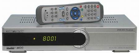 Interstar DSR 8005CI Premium. Produkteigenschaften. Cevap GOLDEN
